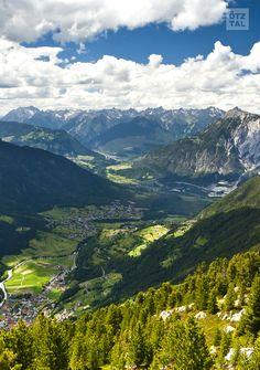Oetz im Ötztal – Tirol, Austria