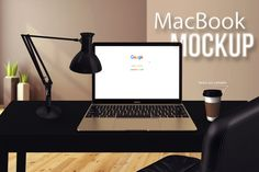 MacBook Mockup by VectorMedia on @creativemarket