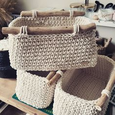 Macrame Patterns, Crochet Patterns, Baby Horses, Home Deco, Straw Bag, Diy And Crafts, Knit Crochet, Knitting, Creative