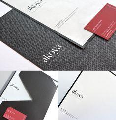 stationery design //