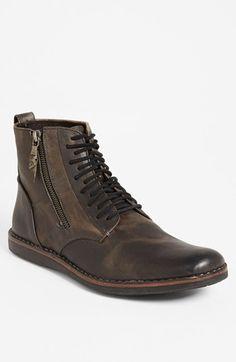 John Varvatos Star USA 'Barrett' Plain Toe Boot available at #Nordstrom