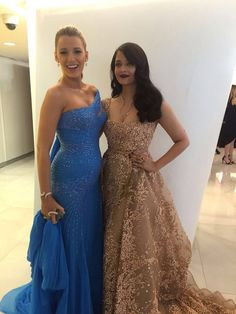 Cannes film festival 2016: Aishwarya Rai Bachchan and Blake Lively's bonhomie will light up your weekend – view pics!