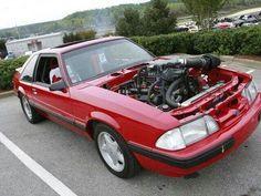 89 Mustang LX