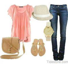 My kind of beach gear... ♥