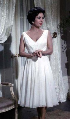 Helen Rose-Cat on a Hot Tin Roof.  Elizabeth Taylor