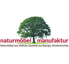 Naturmöbel-Manufaktur Logo