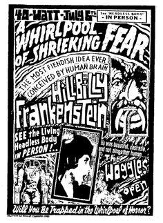 Hillbilly Frankenstein