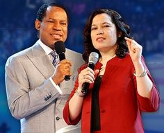 ECHOES: Has Pastor Chris Oyakhilome Divorced His Wife Anit...