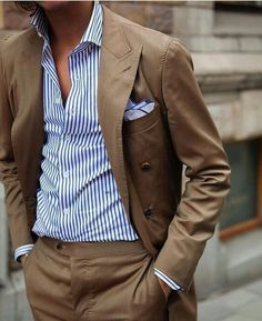 Lavish luxury lifestyle luxury mens fashion mensfashion menstyle menshopping menswear mens clothing men clothes men clothing styles men with style Mens Fashion Blog, Suit Fashion, Look Fashion, Fashion Outfits, Classy Fashion, Moda Men, Men's Business Outfits, Best Street Style, Smart Casual Outfit