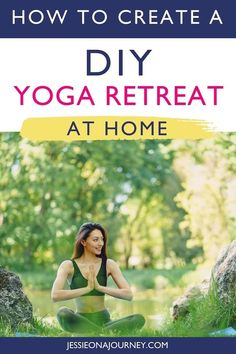 Wondering how to create a DIY yoga retreat at home? This sample weekend yoga program features wellness rituals, spiritual tutorials, guided meditations, and fun yoga classes! // #YogaRetreat #Home #Wellness #Meditation #DIY Ways To Travel, Travel Tips, Yahoo Travel, Best Travel Guides, Responsible Travel, Sustainable Tourism, Yoga Classes, Explore Travel, Yoga Retreat
