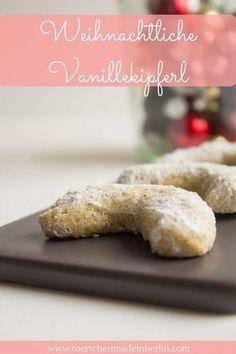 Weihnachtsbäckerei: Einfaches Rezept für leckere Vanillekipferl - so simple kann man Plätzchen backen