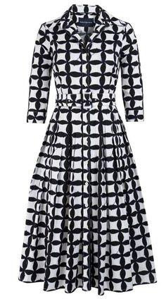 1950s Fashion Dresses, African Fashion Dresses, Vintage Dresses, Indian Designer Outfits, Designer Dresses, Modest Dresses, Casual Dresses, Long Dress Design, Tweed Dress