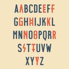 Måndag – Fredag - Ten Dollar Fonts
