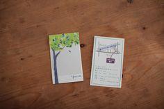 カフェ&雑貨屋のショップカードフェスティバル | カフェアンドミュージックフェスティバル 吉祥寺のかわいいカフェ「Yucca.」