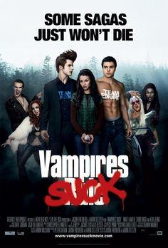 Una loca película de vampiros