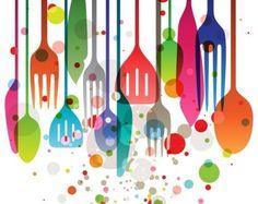 22 beste afbeeldingen van keuken posters keuken kunst for Kunst keuken