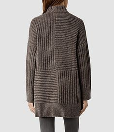 Explore our range of women's knitwear. Shop the latest arrivals with free delivery on UK orders over & free UK returns. Long Sweaters For Women, Girls Sweaters, Crochet Jacket, Knit Jacket, Knitwear Fashion, Knit Fashion, Black Leather Pencil Skirt, Pullover Outfit, Latest Fashion For Women