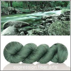 Expression Fiber Arts, Inc. - YOSEMITE - 'SOCKLOVE' Limited Edition SOCK YARN, $24.00 (http://www.expressionfiberarts.com/products/yosemite-socklove-limited-edition-sock-yarn.html)