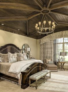 Bedrooms | Platinum Series Homes by Mark Molthan