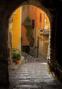 Roquebrune, France