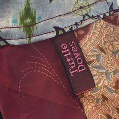 Silk Parachute Bag - Summer Wine