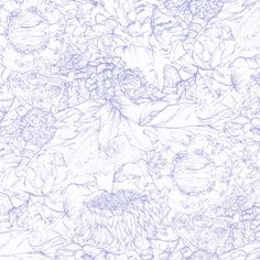 Liberty Tana Lawn Fabric Oceanid B - Alice Caroline - Liberty fabric, patterns, kits and more - Liberty of London fabric online