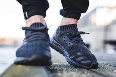 "On-Foot: adidas Ultra Boost Uncaged ""Triple Black"""