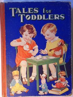 Tales for Toddlers, via Etsy.