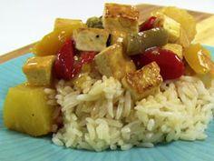 Tofu, Tempeh, Seitan, ETC on Pinterest   Tofu Recipes, Baked Tofu and ...