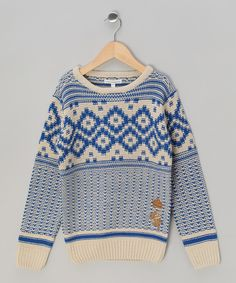 Ladybird Boys FairIsle Crew Neck Christmas Jumper | Fashion Ideas ...