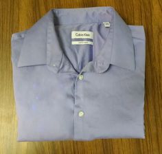 FOR SALE Calvin Klein Mens Lavender Purple Dress Shirt Size 17 34/35 #CalvinKlein #Menswear #Lavender #Purple #DressShirt #RealMenWearPurple #ForSale #Shopping #eBay #MensShirts #LoveIt #SoNice #BuyItNow #Discount #Bargain #Deal #Clearance #GottaHaveIt #Dapper