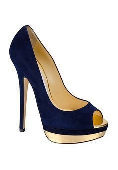 Navy - Jimmy Choo