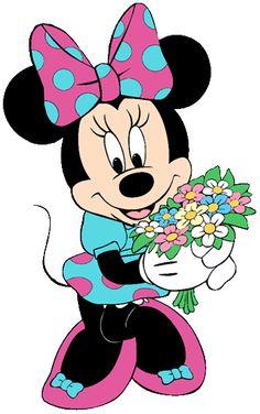 Disney Minnie Mouse Clip Art Images | Disney Clip Art Galore