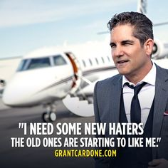 Grant Cardone's Motivational Quotes About Success & Be Obsessed https://www.investivate.com/grant-cardone-quotes-biography-net-worth/ … #GrantCardone #Success #Quotes #Business #Motivation