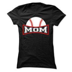 (Top Tshirt Fashion) Baseball Mom [Hot Discount Today] Hoodies Tee Shirts