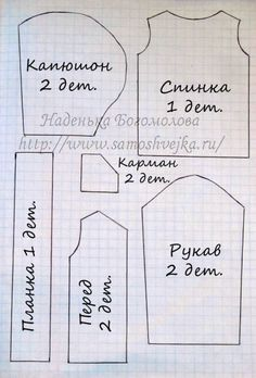 pattern hoodies samoshveyke || Looks like this would fit MH guys but not girls. Will test.