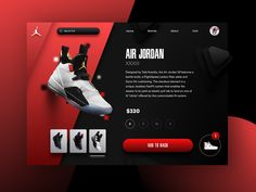 Jordan 33 designed by Yogesh Kumar. Connect with them on Dribbble; Website Design Layout, Web Layout, Layout Design, Ui Ux Design, Ad Design, Design Trends, Pag Web, Fb Banner, Sports Graphic Design
