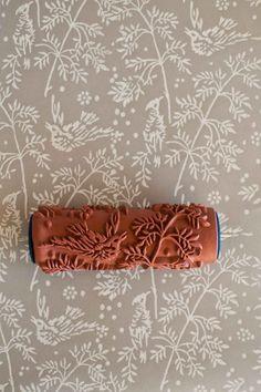 Nº 1 estampado rodillo de pintura de la por patternedpaintroller