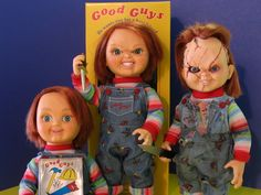 Good Guy Dolls are a great gift for any child!