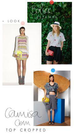 ideias criativas de looks combinandinhos :: pine agora, leia depois ;)  para ver mais: http://modices.com.br