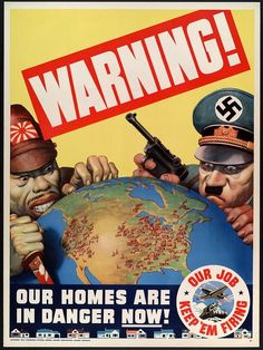 KEEP `EM FIRING!: American propaganda during World War II (16 full ...