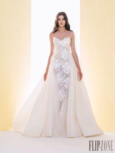 Saiid Kobeisy 2016 collection - Bridal - http://www.flip-zone.com/fashion/bridal/the-bride/saiid-kobeisy-5699
