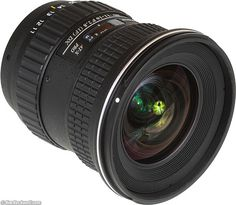 Tokina 11-16mm f/2.8 AT-X 116 Pro DX for Nikon.  Best ultra wide angle for DX camera (even better than Nikon's lenses according to Ken Rockwell). Next lens on my list....