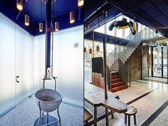 The Roast Room by Studio Modijefsky & Studio Molen, Amsterdam – Netherlands » Retail Design Blog