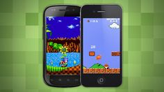 How to turn your Android or iPhone into a portable retro game arcade