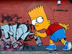 Bart & more - Graffiti Life