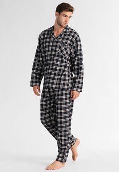 ¡Consigue este tipo de pijama básico de Götzburg ahora! Haz clic para ver  los detalles. Envíos gratis a toda España. Götzburg SET Pijama corto dark  blue  ... 95f45d70618