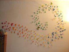 origami ideas decoration - Pesquisa Google