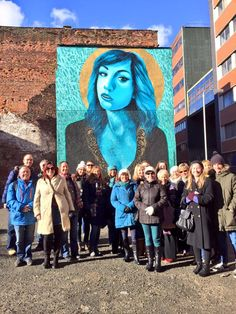 Street Art Walking Tour — Seedhead Arts