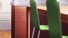Mikakunin de Shinkoukei episode 6 /Hakuya receives chocolate from Kobeni/